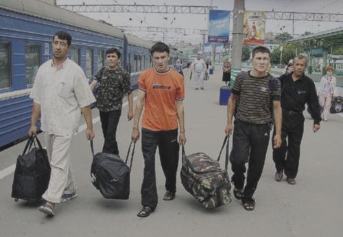 Правильные люди вакансии в москве для граждан киргизии